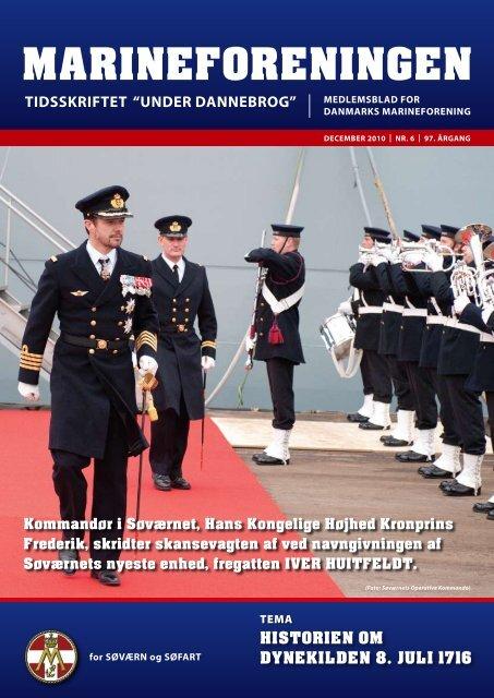 December 2010 - Danmarks Marineforening