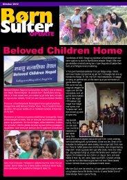 Oktober 2012 - Børn sulter