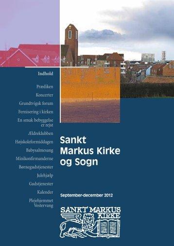 09-12-2012-markus - Skt. Markus Kirke