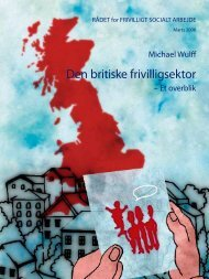 Den britiske frivilligsektor