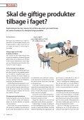 Januar 2011 - Malernes Fagforening Storkøbenhavn - Page 6