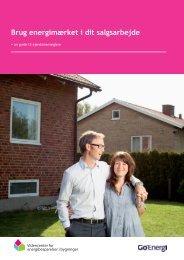 Guide: Brug energimærket i dit salgsarbejde - Videncenter for ...