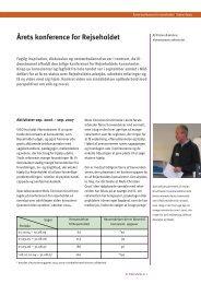 Årets konference for Rejseholdet (.pdf) - Servicestyrelsen