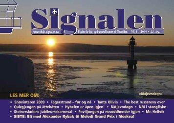 LES MER OM: - Signalen