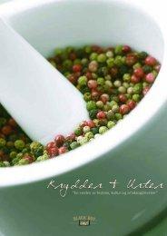 Krydder & Urter Krydder & Urter - Rieber & Søn food service