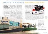 første station på vejen - Vedvarende Energi & Miljø