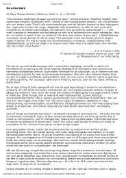 Claus_Thomas_Nielsen_files/De arme born.pdf - Claus Thomas ...