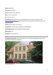 17 - Landsforeningen for bygnings- og landskabskultur