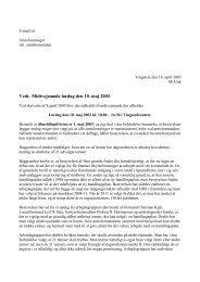 Indkaldelse til midtvejsmødet - Roskilde Amts Skytteforening