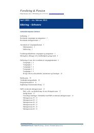 Sikring - Erhverv - Forsikring & Pension