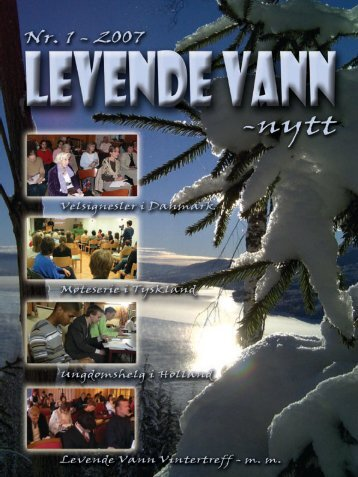 Untitled - Levende Vann