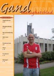 3 - 2009 - Kirken i Sandnes - Den norske kirke