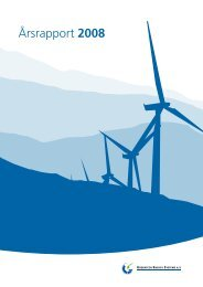 Årsrapport 2008 - Greentech Energy Systems A/S