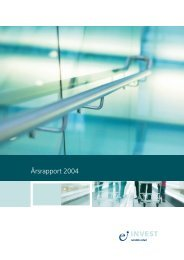 Download Årsrapport 2004 her - einvest.dk