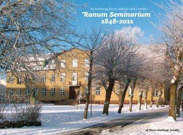 Ranum Seminarium 1848-2011 - VIA University College