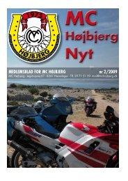 MCHNyt 2009-2 - MC Højbjerg