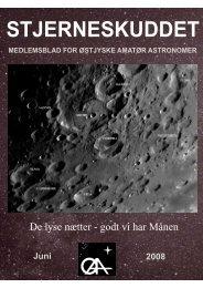 Kommende møder - Østjyske Amatør Astronomer