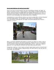 Fra en glad deltager på Harzen turen 2011 Først en stor tak til ... - RCM