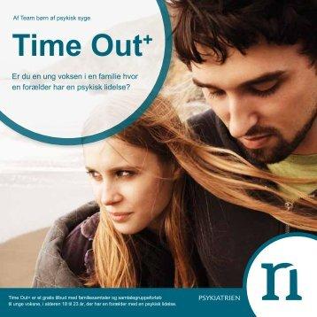 Pjece om Time Out+ - Psykiatrien - Region Nordjylland