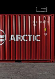 årsrapport 2010 - Royal Arctic Line