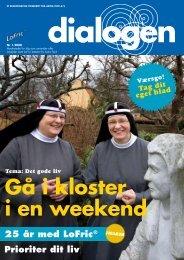 Gå i kloster i en weekend - Astra Tech