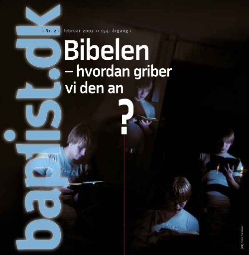 Nr. 2 - 2007 - Baptistkirken i Danmark