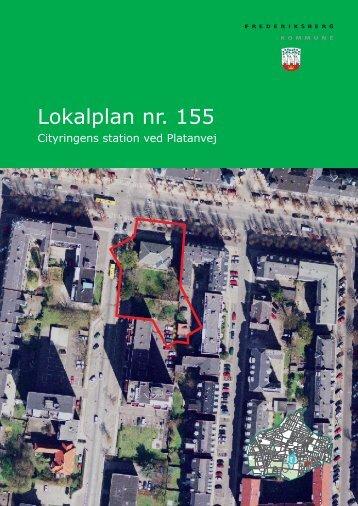 Lokalplan nr. 155 - Rum