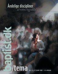 0610 Tema Baptist (final) - Baptistkirken i Danmark