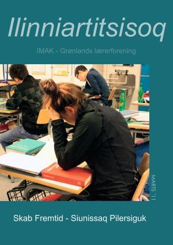 Skab Fremtid - Siunissaq Pilersiguk - Lærernes fagforening i Grønland
