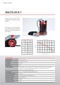 Brosjyre Nautilus nedsenkbare pumper - Egenes Brannteknikk AS - Page 6