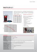 Brosjyre Nautilus nedsenkbare pumper - Egenes Brannteknikk AS - Page 7