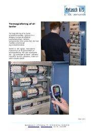 Læs mere om vores termografering - Metasch A/S