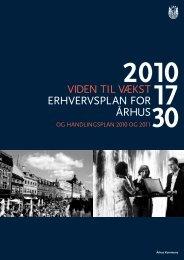 Erhvervsplanen 'Viden til Vækst' - Aarhus.dk