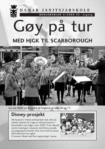 Gøy på tur - Hamar Janitsjarskole