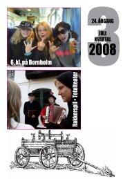 Program for efterår 2008 - Dejbjerg