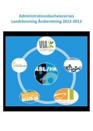 Årsberetning 2012-2013 - HK