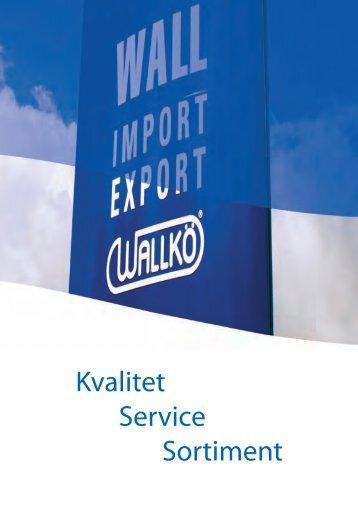Wallko Katalog 2009