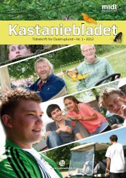 Tidsskrift for Oustruplund • Nr. 1 • 2012 - Specialområde ...