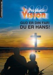 DU ER HANS! - David Hathaway / Prophetic Vision / Eurovision