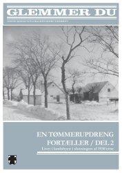 EN TØMMERUPDRENG FORTÆLLER / DEL 2