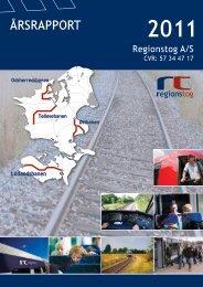 Regionstog A/S CVR - Movia