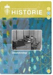 FFIs-historie-nr3.indd - Forsvarets forskningsinstitutt
