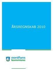 Årsberetning 2010 - Nordfyns Kommune