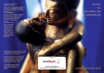 Jane Winther Unisound - Musik til ro og fordybelse - SundCentret