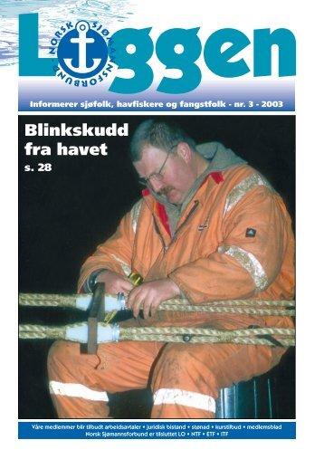 Blinkskudd fra havet - TVU-INFO