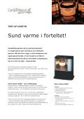 Sund varme i forteltet - Campingland.dk - Page 2