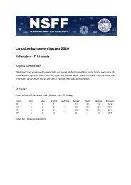Resultat - Oslo Kamera Klubb