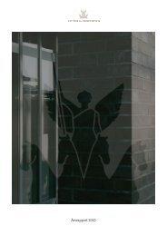 Årsrapport 2010 - Victoria Properties