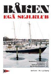 April 2010 · Nr. 2 · 33. årgang Meddelelse fra ... - Egå Sejlklub