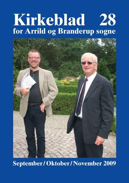 Kirkeblad 28 for Arrild og Branderup sogne September / Oktober ...